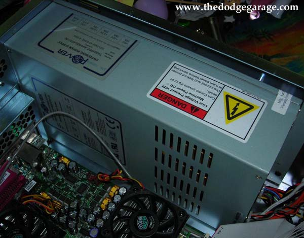 atx power supply tester instructions